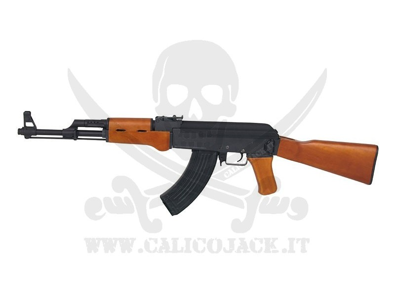 CYMA AK47 Full Metal + WOOD (CM042)