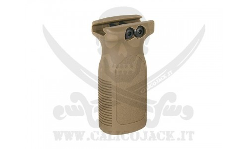 RVG RAIL VERTICAL GRIP COYOTE