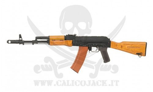 CYMA AK74 Full Metal + WOOD (CM048)