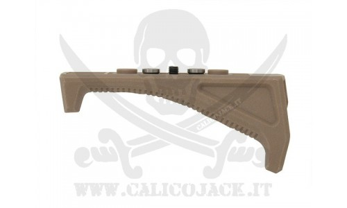 KEY-MOD AFG ANGLED FORE GRIP COYOTE