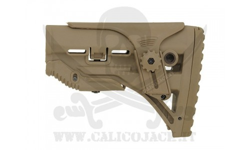 STOCK TACTICAL COYOTE