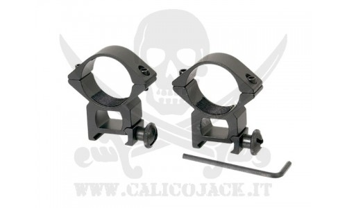 30MM MOUNT RING SET