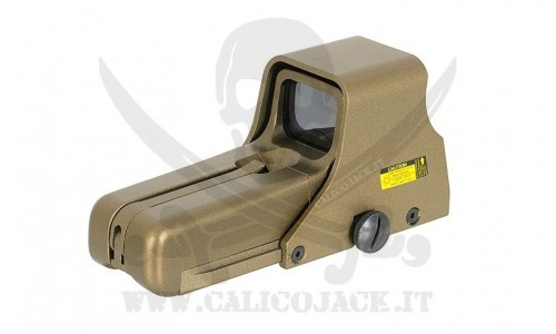 552 DOT EOTECH COYOTE