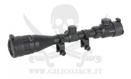 SCOPE 3-9x40AOE PARALLAX