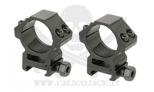 MOUNT RING SET 30MM FOR M3