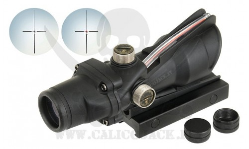 SCOPE ACOG 4X32 FIBER OPTIC
