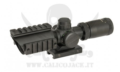 SCOPE 1.5-5X32 TACTICAL
