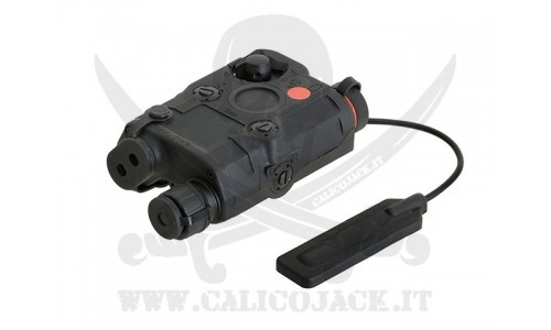 AN/PEQ-15 FLASHLIGHT+LASER+IR