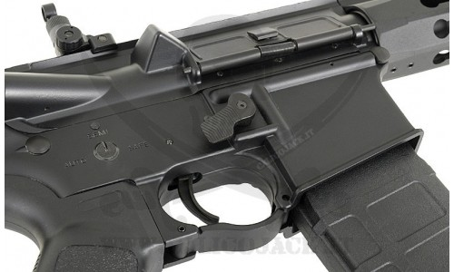 CYMA M4 AMBIDEXTROUS MAG.RELEASE