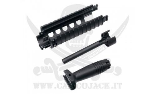 CYMA MP5 RAIL