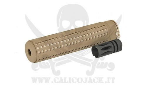 SILENCER QD 175MM COYOTE