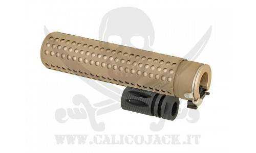 SILENCER QD 168MM