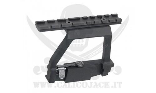 RAIL MOUNT AK74/SVD CYMA