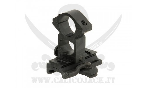 FLAT TOP RAIL MOUNT QD