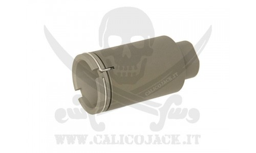 FLASH HIDER KX3 TAN