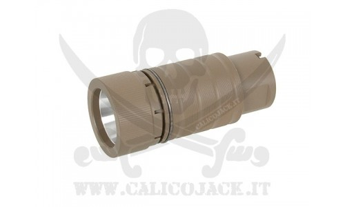 FLASH HIDER NOVESKE KFH TAN