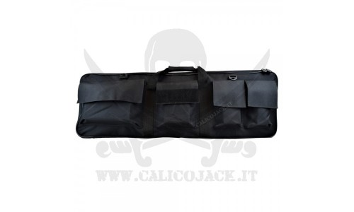 90 CM RIFLE BAG BLACK