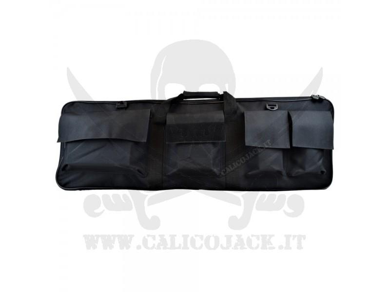 90 CM RIFLE BAG BLACK