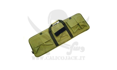 86 CM RIFLE BAG GREEN