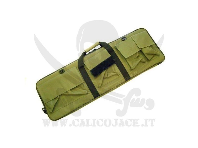 90 CM RIFLE BAG TRAVEL GREEN