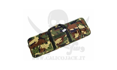 90 CM RIFLE BAG WOOD