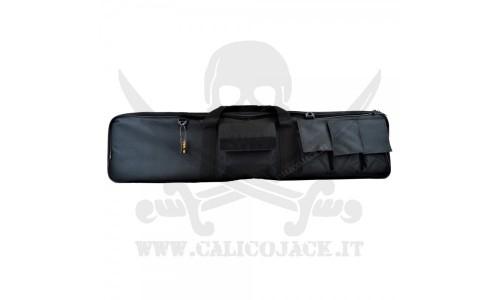 105 CM RIFLE BAG BLACK