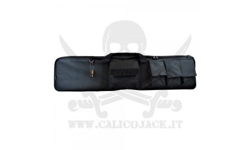 105 CM RIFLE BAG BLACK