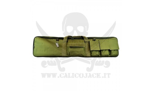 105 CM RIFLE BAG GREEN