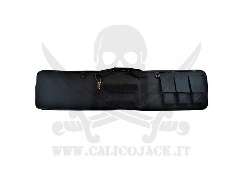 130 CM RIFLE BAG BLACK