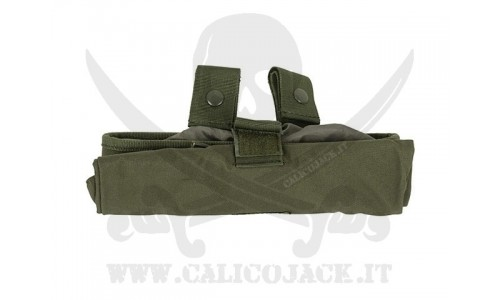ROLL-UP DUMP POUCH OD