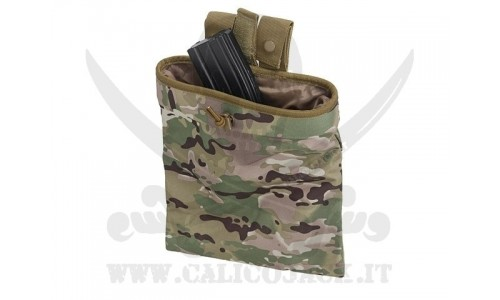 ROLL-UP DUMP POUCH MULTICAM
