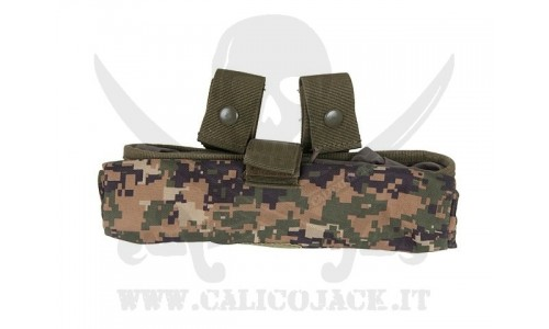 ROLL-UP DUMP POUCH MARPAT