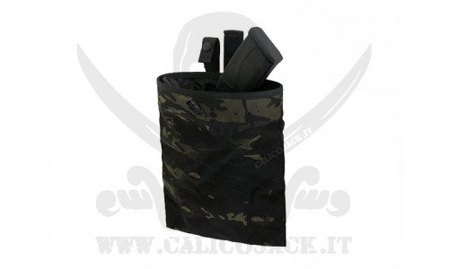 ROLL-UP DUMP POUCH MULTI.BLACK
