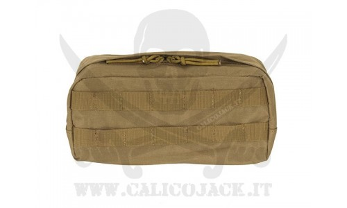 UTILITY POUCH LONG COYOTE