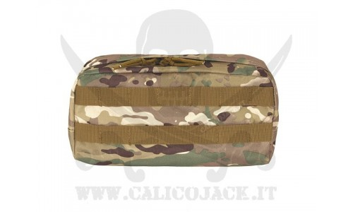 UTILITY POUCH LONG MULTICAM