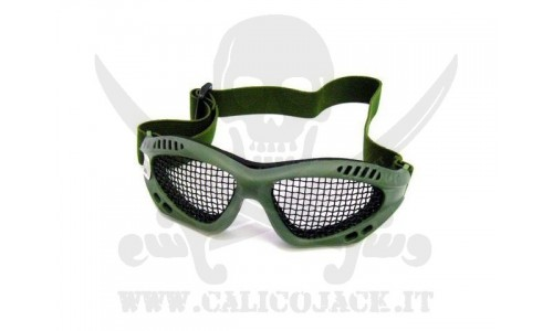GLASSES WITH NET OD