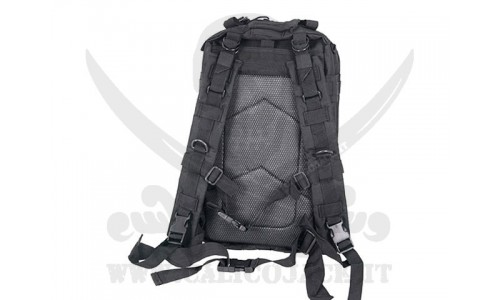 MEDIUM ASSAULT PACK 15L BLACK