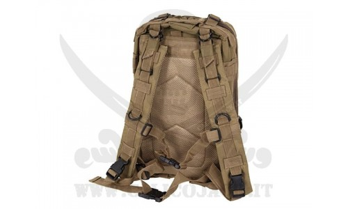 MEDIUM ASSAULT PACK 15L COYOTE