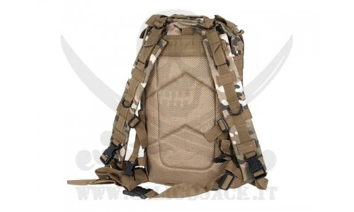 MEDIUM ASSAULT PACK 15L MULTICA