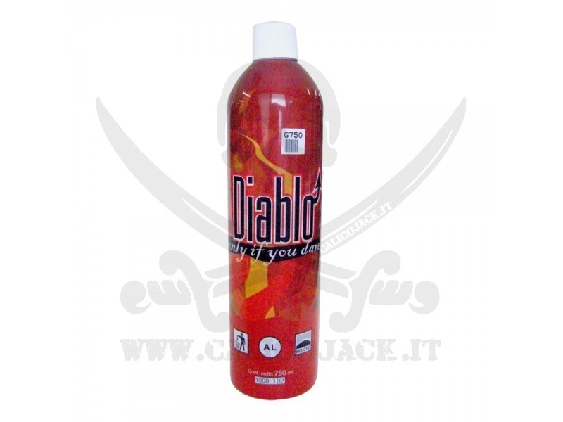 DIABLO GAS 750ML
