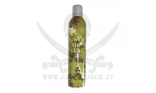 POWER GREEN GAS 600ML