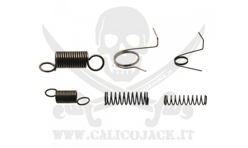 SET MOLLE PER GEARBOX