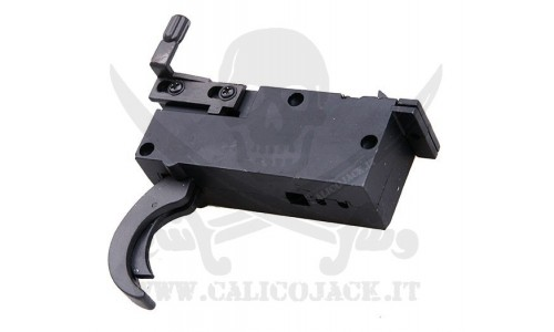 WELL METAL TRIGGER (MB01-MB04-MB05-MB08)