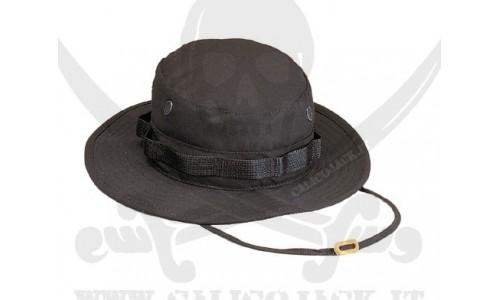 ROTHCO BOONIE HAT - BLACK