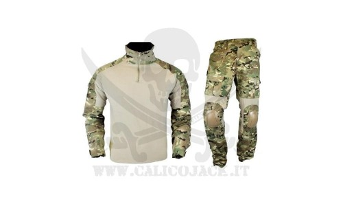 JS WARRIOR MIMETICA MULTICAM