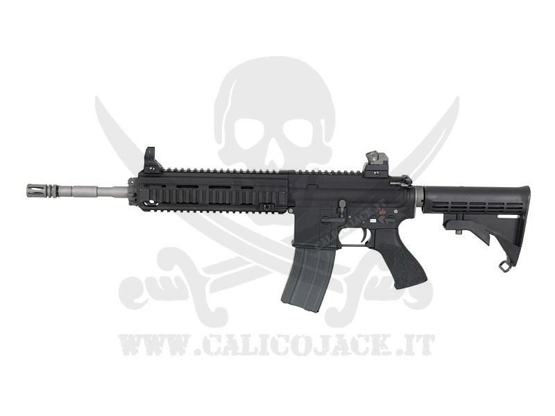 WE HK416 GAS GBB OPEN BOLT