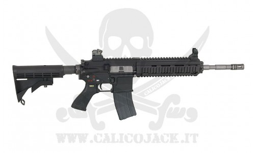 WE HK416 GAS GBB OPEN BOLT