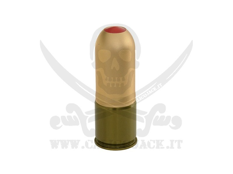 TUONO 40MM AIRSOFT GRENADE LONG