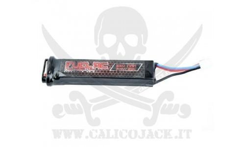Li-Po 7.4V FOR ELECTRIC GUNS