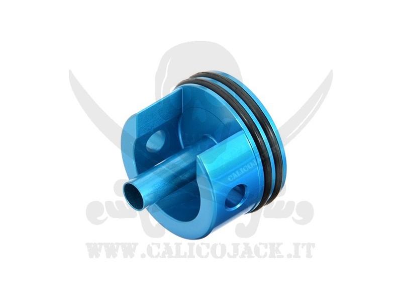 CNC ALUMINUM CYLINDER HEAD Ver.3